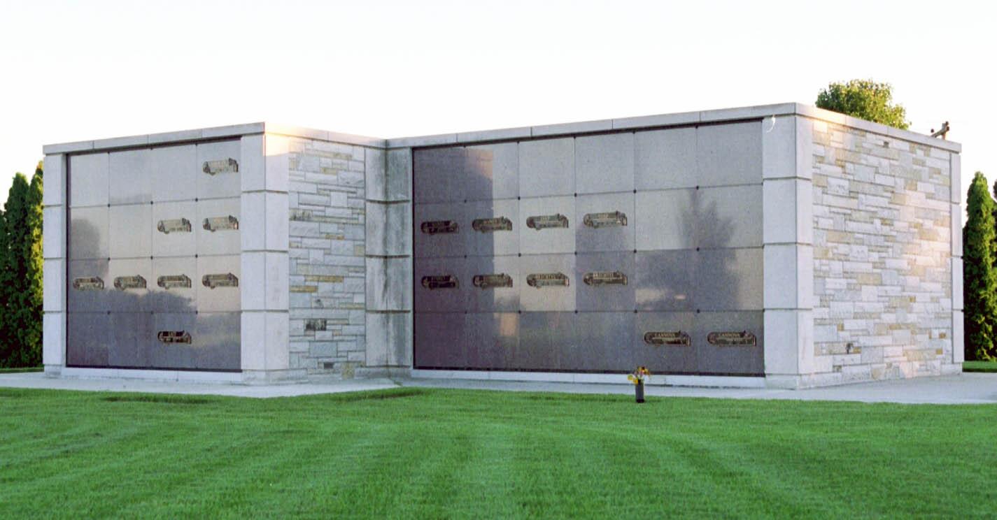 Mausoleum   Chapel Hill Memorial Gardens - Freeport, IL